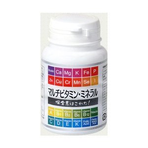 マルチビタミン・ミネラル  保全素はこれだ!  奥田庄太郎商店  300粒入り【2ヶ月分】|kandk-healthcare