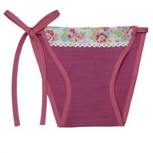 ◯店長コメント◯ ★肌触りの良いダブルガーゼで、落ち着いたピンクに大柄のフラワーが大人なデザインです...