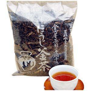 ほうじ釜茶【お茶の金田屋】|kanedaya