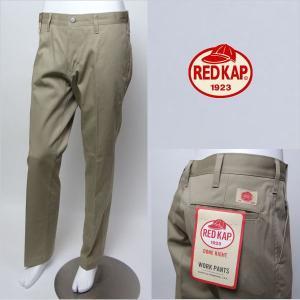 レッドキャップ RED KAP ワークパンツ PT62J-3568/カーキ