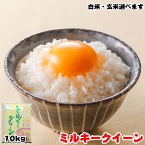 米 お米 10kg (5kgx2袋) 千葉県産 ミルキークイーン 白米or玄米選択可 熨斗紙 名入れ...
