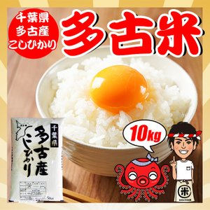 米 お米 10kg (5kgx2袋) 千葉県 多古産 コシヒ...