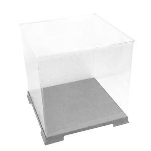 透明コレクションケース 4040×40cm|kanekoya-kiryu