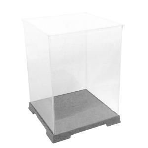 透明コレクションケース 32×32×40cm|kanekoya-kiryu