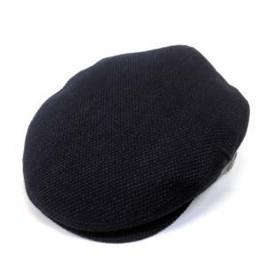 達磨 だるま 藍染刺子革 日本製 職人の極み ハンチング 帽子 メンズギフト 父の日 誕生日 感謝の気持ち|kanekoya1958
