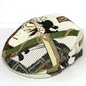 達磨 だるま い組左吉 ゴブランハンチング 日本製 鳥打ち帽 紳士 職人の極み 帽子 メンズギフト 父の日 誕生日 感謝の気持ち|kanekoya1958