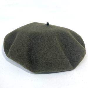 フランス製 インポート バスクベレー 高級 帽子 680003-47 ブラウン系|kanekoya1958