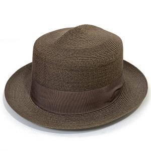 Biltmorehats ビルトモアハット スジイリ 紳士 帽子 父の日ギフト プレゼント カナダ製 ブラウン系 kanekoya1958