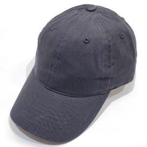 【CAP】 ソリッドCAP シンプル帽子 メンズ レディース ユニセックス コットン アウトドア スポーツ おでかけ 無地 サイズ 調整ベルト付 チャコール|kanekoya1958