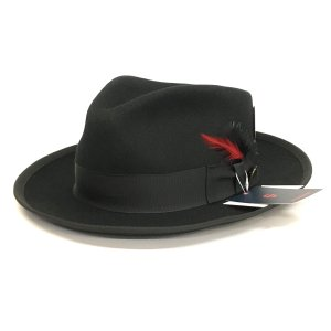 数多くの紳士・著名人に愛されている1865年創業アメリカの老舗ブランド「STETSON(ステットソン...