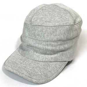スウェット ワークキャップ 帽子 男女兼用 手洗い可能 ギフト プレゼント グレー|kanekoya1958