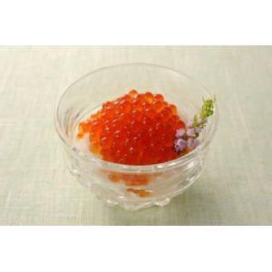 お歳暮 いくら醤油漬け250g 釧路の膳 北海道産 秋鮭の卵 |kanekyu-store|02