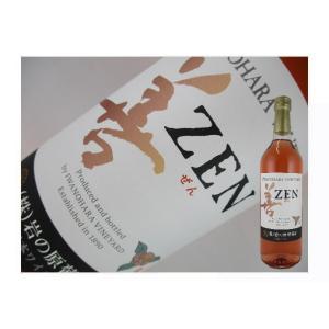 新潟県 岩の原ワイン 善(ロゼ) 720ml|kaneni-shouji