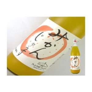 あづみアップル みかんジュース 1000ml|kaneni-shouji