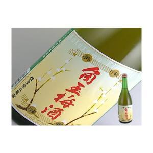 角玉 梅酒 720ml|kaneni-shouji