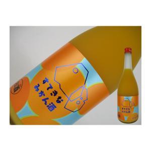 すてきなみかん酒 720ml|kaneni-shouji