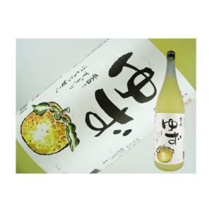 梅乃宿 ゆず 1.8L|kaneni-shouji