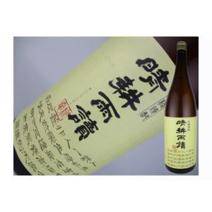 芋焼酎 鹿児島県 刀 飛焼 SAMURAI SWORD 1.8L kaneni-shouji