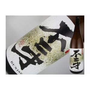 芋焼酎 鹿児島県 不二才 1.8L|kaneni-shouji