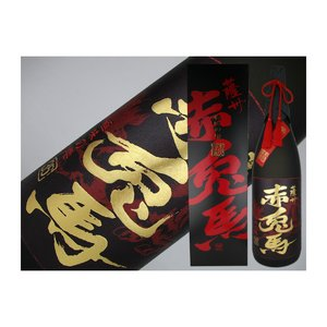 芋焼酎 鹿児島県 薩州 赤兎馬 極味の雫 1.8L kaneni-shouji