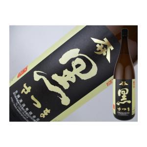 芋焼酎 鹿児島県 黒さつま 1.8L kaneni-shouji
