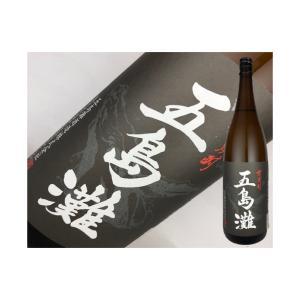 芋焼酎 長崎県 五島灘 黒麹 720ml|kaneni-shouji