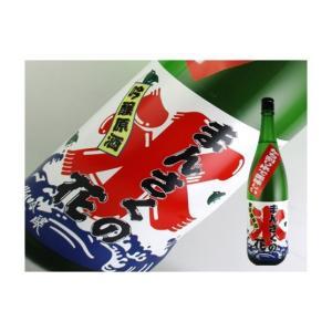 日本酒 秋田県 かち割りまんさく 吟醸原酒 1.8L|kaneni-shouji