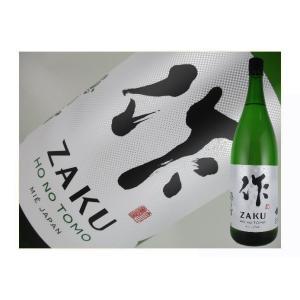 日本酒 三重県 作 純米 穂乃智 1.8L