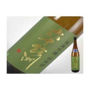 六十餘洲 純米吟醸 山田錦 生酒 720ml|kaneni-shouji