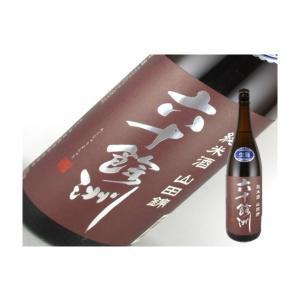 六十餘洲 山田錦 純米原酒 1.8L|kaneni-shouji