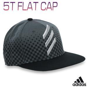アディダス キャップ 帽子 フラットキャップ ブリムキャップ メンズ レディース 男女兼用/5T フラットキャップ GLJ34 kanerin