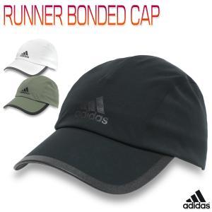 アディダス キャップ 帽子 ランニング ランナー ジョギング ウォーキング 軽量 涼しい 薄手 メンズ レディース 大人 キッズ 男女兼用/RUNNER BONDED CAP GNS08|kanerin