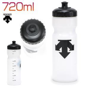 デサント 給水ボトル スクイズボトル 水筒 ハイドレーション スポーツ 700ml/スクイズ ボトル DMC9900|kanerin