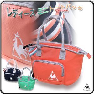 トートバッグ 小さいトートバッグ スモールトートバッグ レディース 女性用 ルコック/レディース ミニトートバッグ QA-677561 kanerin