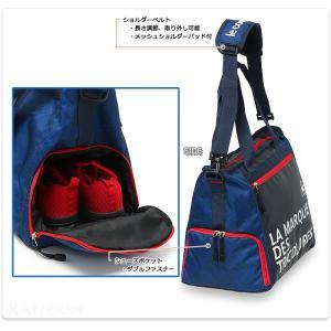 トートバッグ ショルダーバッグ 大容量 スポーツバッグ 修学旅行 合宿 ルコック/2ウェイ トートバッグ QMAMJA60|kanerin|04