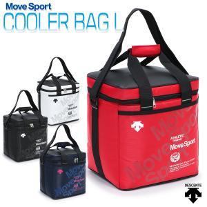 デサント ムーブスポーツ クーラーバッグ 保冷バッグ レジャーバッグ スポーツ 部活 ランチバッグ ペットボトル 10本/クーラーバッグ L DMAPJA44|kanerin