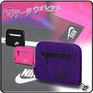 財布 ナイキ ウォレット 2つ折り NIKE/ヘリテージ ウォレット NS1009|kanerin