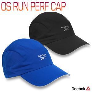 リーボック キャップ 帽子 ランニング ジョギング ウォーキング 軽量 薄手 涼しい メンズ レディース 男女兼用/OS RUN PERF CAP IFE44|kanerin