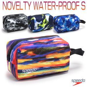 スピード 防水ポーチ ウォータープルーフ スイムバッグ スイミング 水泳 プールバッグ ポーチ/NOVELTY WATER-PROOF S SE22060|kanerin