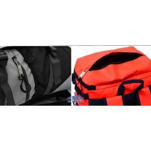 リュックサック 大容量リュック 多機能リュック スクエアリュック メンズリュック スポーツリュックサック バックパック アンブロ/バックパック M UUALJA02|kanerin|03