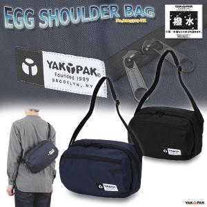 ショルダーバッグ スモールショルダー 小さいショルダーバッグ ポシェット 男女兼用 ヤックパック/EGG SHOULDER BAG No,8125319-TK|kanerin