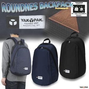 リュックサック バックパック デイパック 男女兼用 ヤックパック/ROUNDNES BACKPACK No,8125323-TK|kanerin