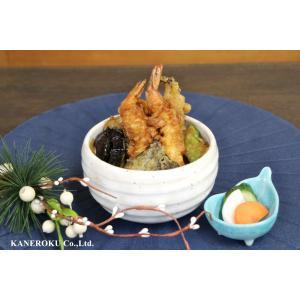 粉引おかゆ鉢小|kaneroku