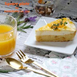 スクエアーホワイト13cm皿 13×13×1.7(cm) 日本製 美濃焼 業務用食器 白のお皿 白磁のプレート 白の小皿 白磁 kaneroku
