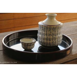 小染つた酒燗器(小)10×13.5(cm)約180cc 日本製 美濃焼 業務用食器 おうち居酒屋 酒器|kaneroku
