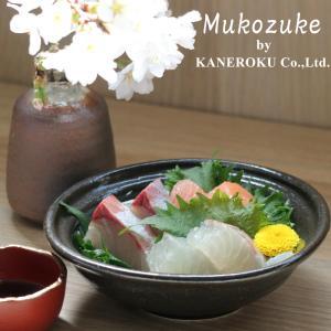 黒桜トルコブルーなぶり5.0鉢 15.4×4.7(cm)日本製 美濃焼 業務用食器 おうち料亭 本格和食器 使いやすい向付 割烹食器 プロ仕様|kaneroku