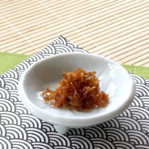 青白磁三つ足珍味 8×3(cm) 業務用食器 プロ仕様 本格和食器 日本製 美濃焼 おうち居酒屋|kaneroku