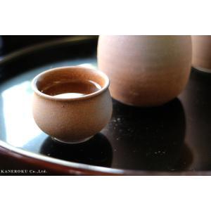 備前盃 5.3×4(cm) 日本製 美濃焼 業務用食器 酒器 ぐい?み 盃 おしゃれ|kaneroku