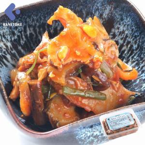 貝のピリ辛ナムル 500g あかにし貝 赤西貝 ナムル 業務用 珍味 肴|kanetoku