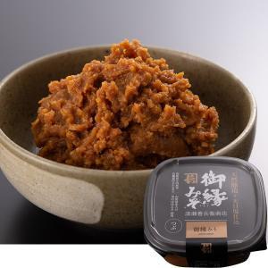 御縁みそ(つぶ)500g ソフトカップ(農薬:栽培期間中不使用・減化学肥料の原材料使用の味噌)(深瀬善兵衛商店)|kanetyou